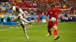 Belgia-Algeria