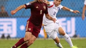 Rusia-Coreea de Sud