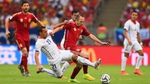 Spania Chile