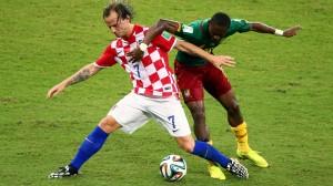 Croatia Camerun