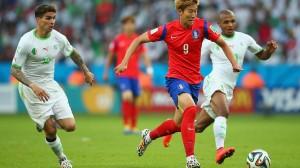 Coreea de Sud-Algeria