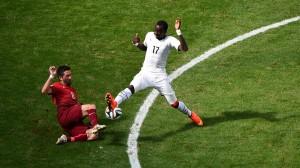 Portugalia-Ghana