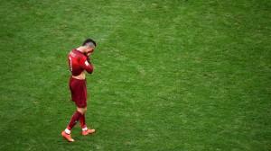 Cristiano Ronaldo Portugalia-Ghana