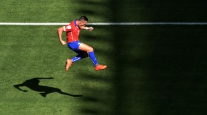 Alexis Sanchez Brazilia-Chile