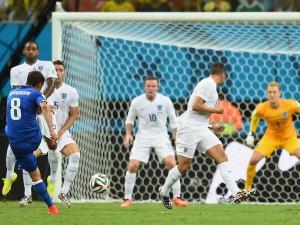 Gol Marchisio Anglia Italia