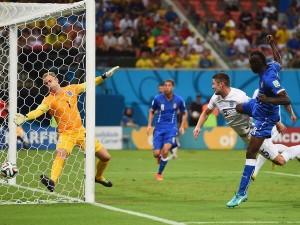 Gol Balotelli Anglia Italia