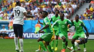Gol Pogba Franța-Nigeria