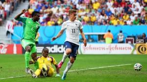 Franța-Nigeria