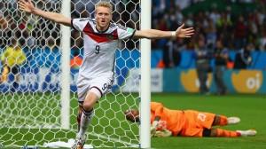 Schurrle Germania-Algeria