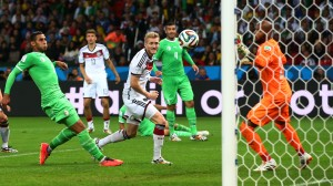 Gol Schurrle Germania-Algeria