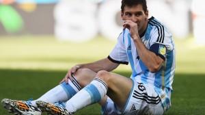 Lionel Messi Argentina-Elveția