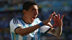 Gol Di Maria Argentina-Elveția
