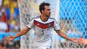 Hummels Franța-Germania