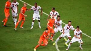 Olanda-Costa Rica