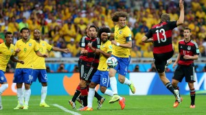 Gol Muller Brazilia-Germania
