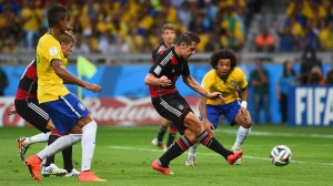 Gol Klose Brazilia-Germania