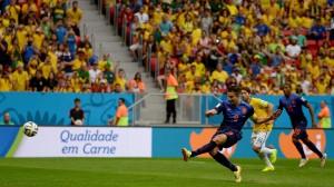 Van Persie Brazilia-Olanda