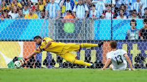 Finala World Cup 2014: Germania-Argentina