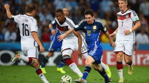 FInala World Cup 2014: Germania-Argentina