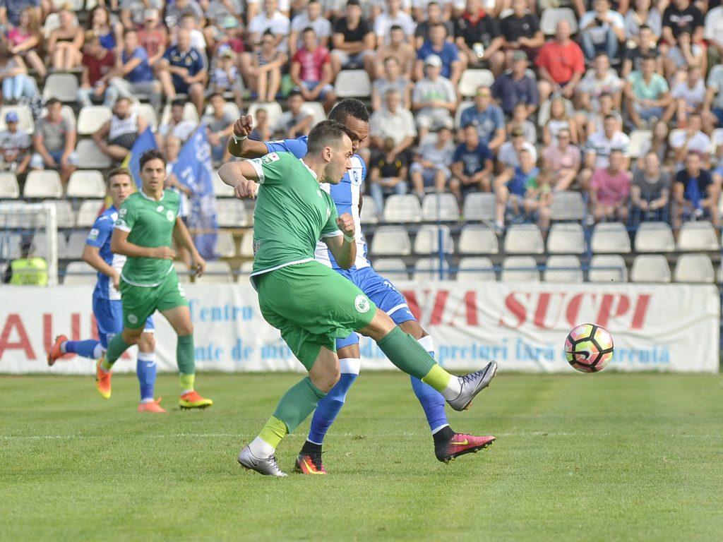 CS U Craiova - Concordia Chiajna. Foto: Bogdan Danescu / Sport Pictures