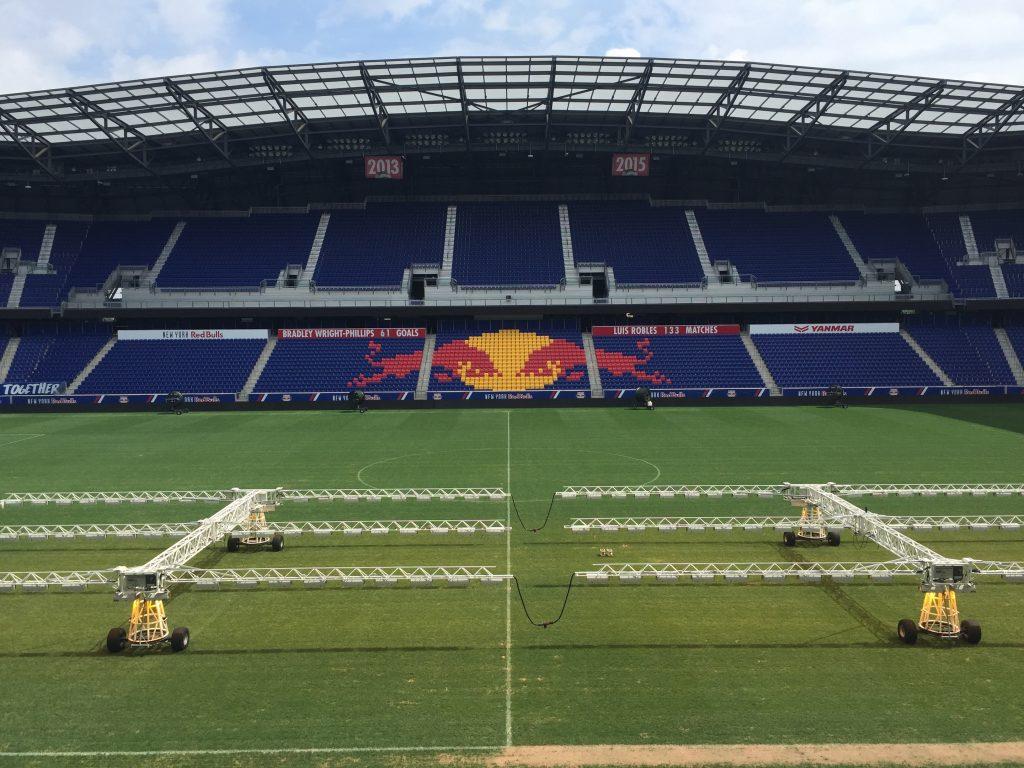 Red Bull Arena din New York.