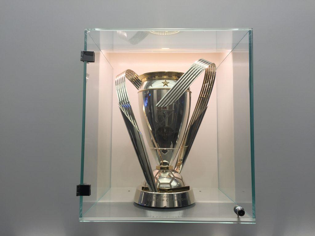 Cupa MLS, marele trofeu al campioanei din fiecare sezon.