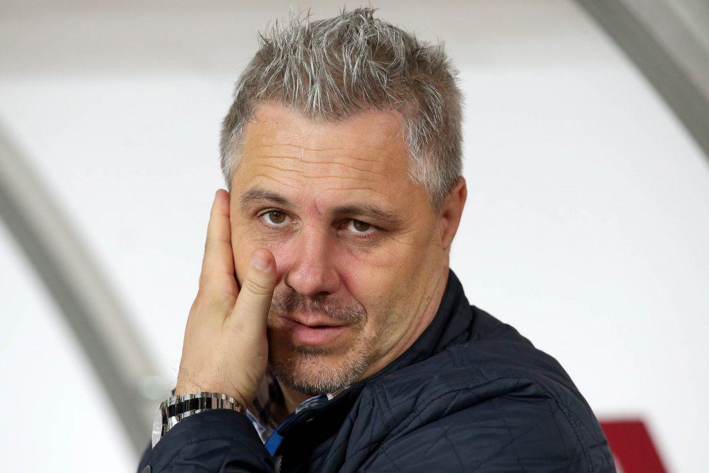 Marius Sumudica, antrenorul Astrei Giurgiu. Foto: Mircea Rosca / SportPictures