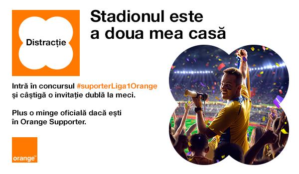 Orange Suporter