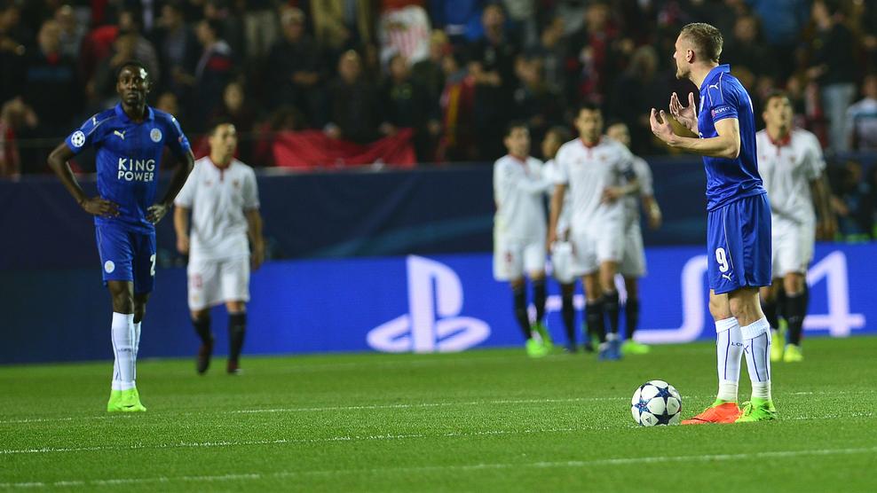 Sevilla - Leicester