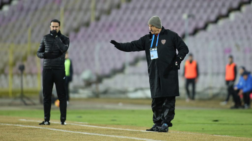 FOTBAL:FC ACS POLI TIMISOARA-GAZ METAN MEDIAS, LIGA 1 (6.02.2017)