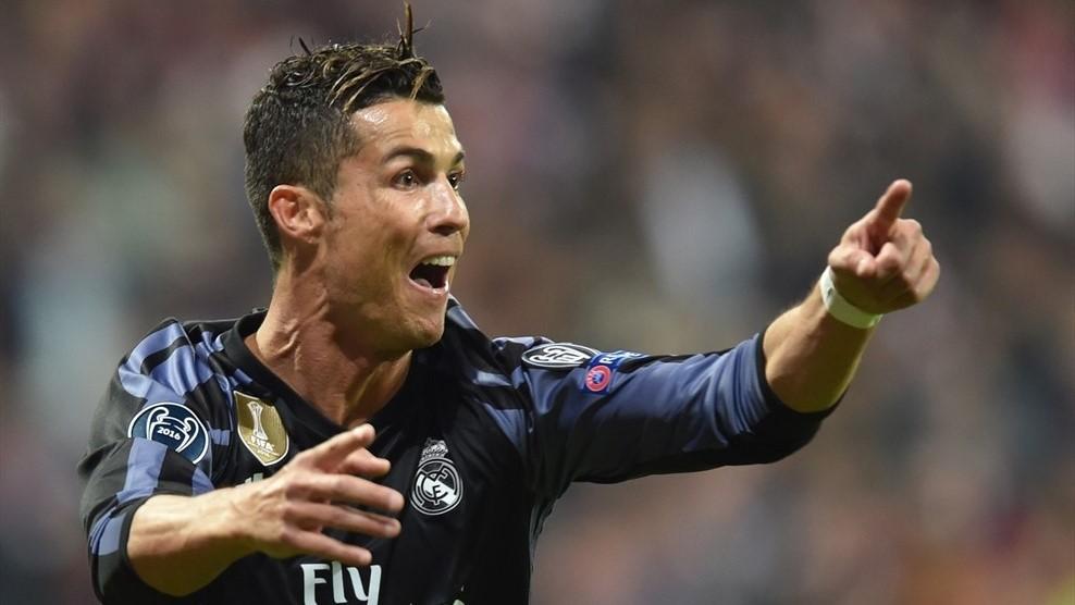 Ronaldo cu Bayern