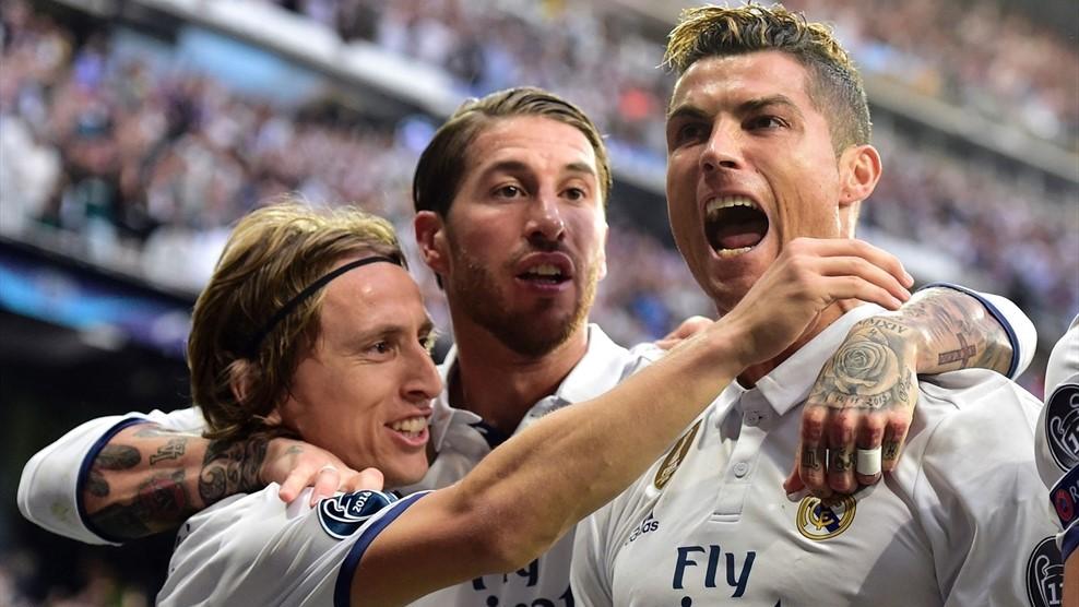 Modric Ramos Ronaldo