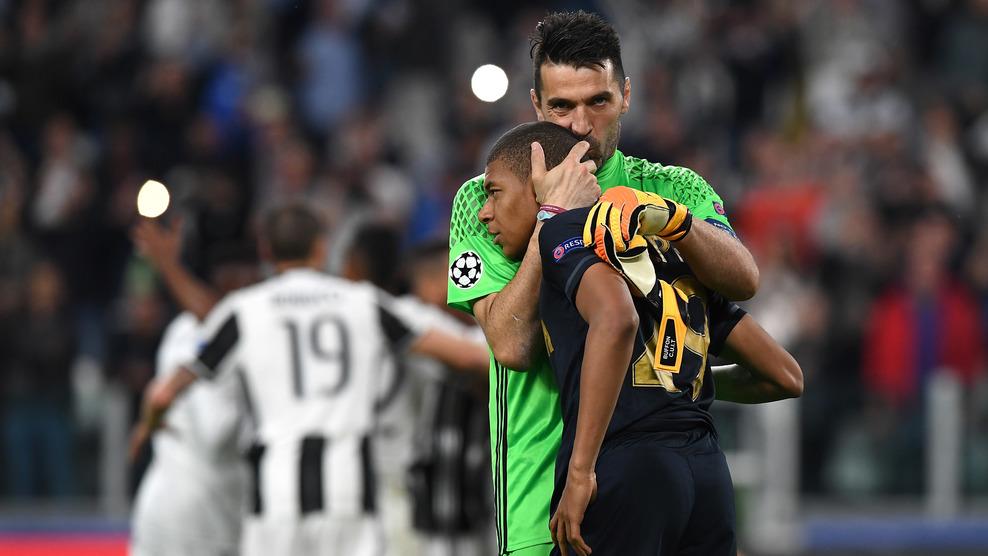 Juventus v AS Monaco
