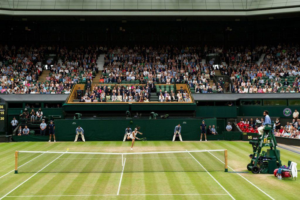 Konta Wimbledon