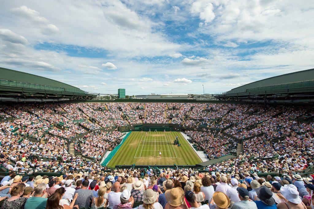 Wimbledon fete