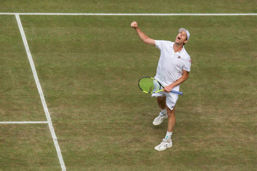 Sam Querrey Wimbledon 2017