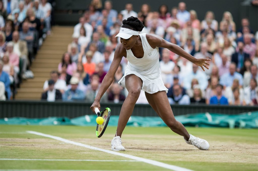 Venus Williams Wimbledon 2017