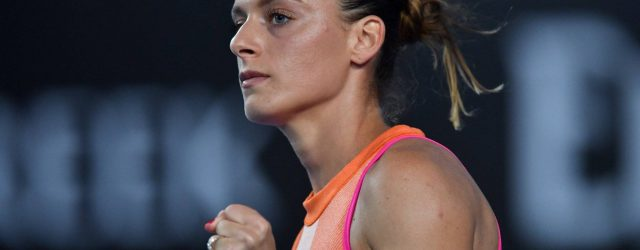 Ana Bogdan Australian Open