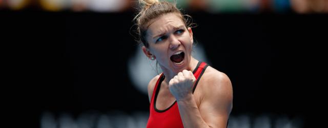 Simona Halep Naomi Osaka Australian Open 2018