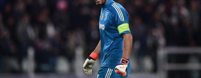 Gianluigi Buffon, Juventus - Tottenham
